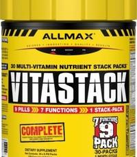 AllMax Nutrition Vitastack Mult-Vitamin Stack Packs
