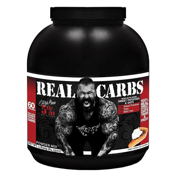 5% Nutrition 5% Nutrition Real Carbs