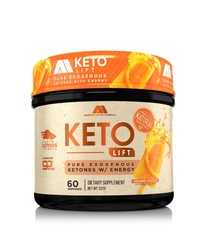 American Muscle Keto Lift Orange Icesicle