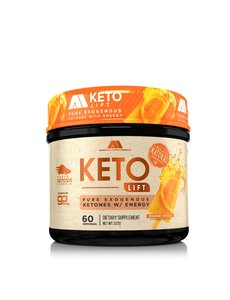 American Metabolix Keto Lift Orange Icesicle