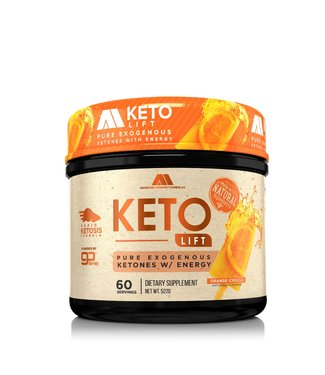 American Metabolix Keto Lift Orange Icesicle