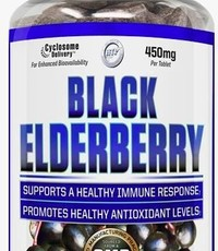 HiTech Pharmaceuticals Black Elderberry 120ct