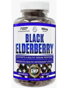 HiTech Pharmaceuticals Black Elderberry 120ct