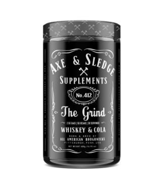 Axe and Sledge Axe & Sledge THE GRIND EAAS + HYDRATION