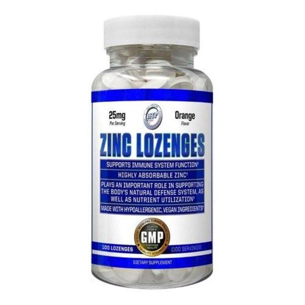 HiTech Pharmaceuticals Hi-Tech Pharmaceuticals Zinc Lozenges 100 Ct