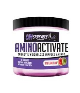 Unstoppable Nutrition AminoActivate Energy and Weightloss Aminos