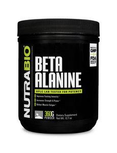 NutraBio Beta-Alanine 360g