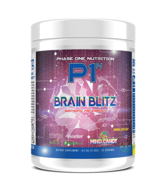 Phase One Nutrition Phase One Nutrition Brain Blitz Purple Haze