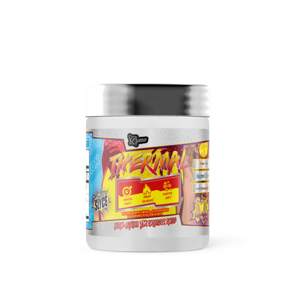 Glaxon THERMAL - THERMOGENIC FAT BURNER