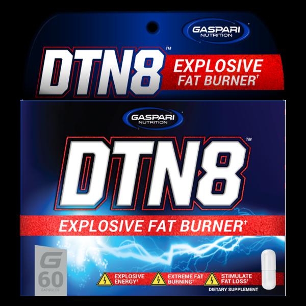 Gaspari Nutrition DTN8