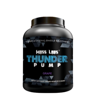 Mass Labs Thunder Pump Grape