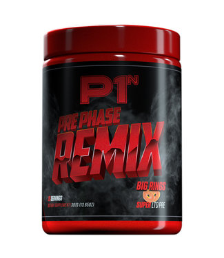 Phase One Nutrition Pre Phase Remix Big Burst