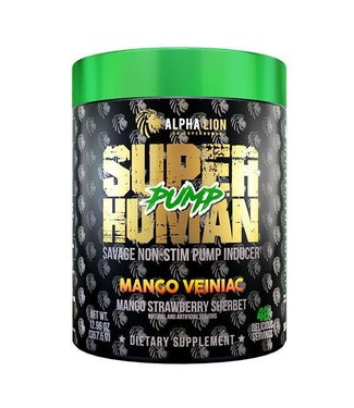Alpha Lion Superhuman Pump-Stim Free