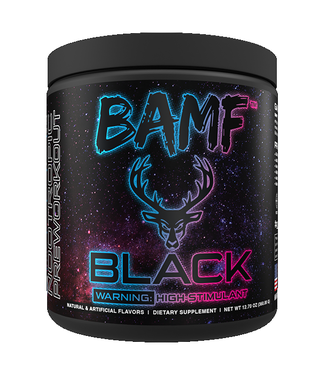 Bucked Up (Das Labs) Bucked Up BAMF Black Pre Workout
