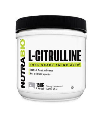 NutraBio Nutrabio L-Citrulline 150g