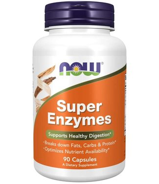 NOW Foods NOW FOODS Super Enzyme Capsules 90ct