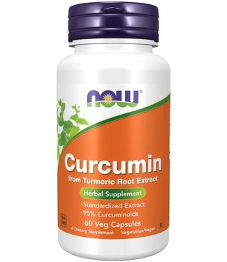 NOW Foods NOW FOODS Curcumin 120c