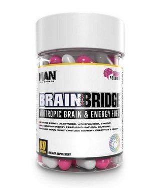 MAN Sports MAN SPORTS Brain Bridge 80ct