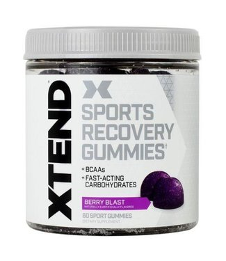 Scivation Xtend Gummies Berry Blast