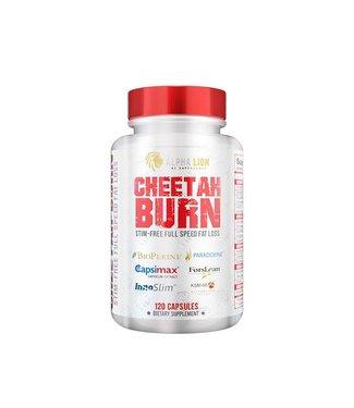 Alpha Lion CHEETAH™ BURN NON STIM FAT LOSS FORMULA 120CT