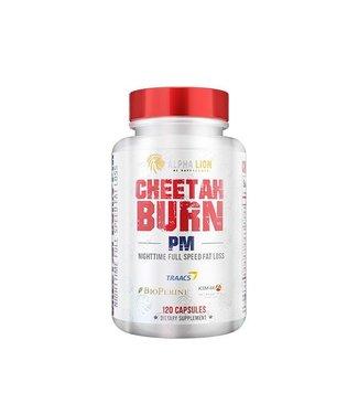 Alpha Lion CHEETAH™ BURN PM - STIM FREE NIGHTTIME FAT LOSS 120CT