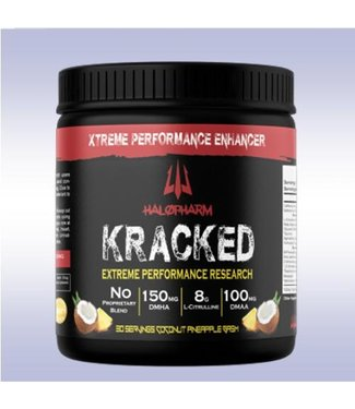 Halopharm Halopharm Kracked Pre Workout 30 Serving  (Original Formula)