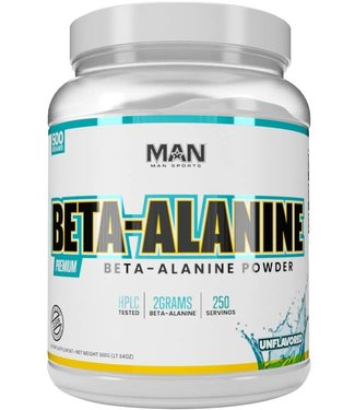 MAN Sports MAN Sports Beta-Alanine 500g