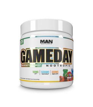 MAN Sports MAN Sports GAMEDAY Nootropic Jolly Watermelon