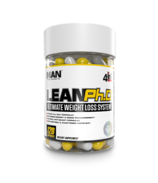 MAN Sports MAN Sports Lean Ph.D 120ct