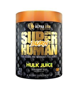 Alpha Lion Superhuman Burn Pre-Workout Hulk Juice