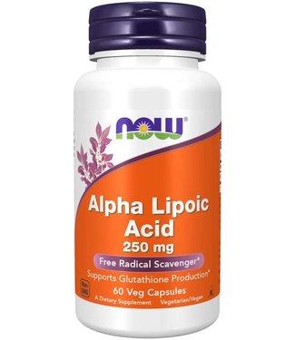 NOW Foods NOW Foods Alpha Lipoic Acid 250 mg 60ct
