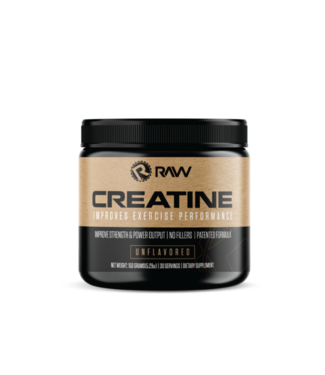 Raw Nutrition Raw Creatine Unflavored 150g