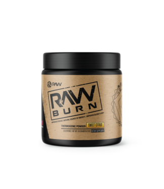 Raw Nutrition Raw Burn Sweet Citrus
