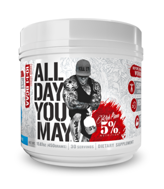 5% Nutrition All Day You May: Legendary Series