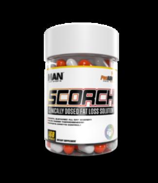 MAN Sports MAN Sports Scorch  Pills 168ct