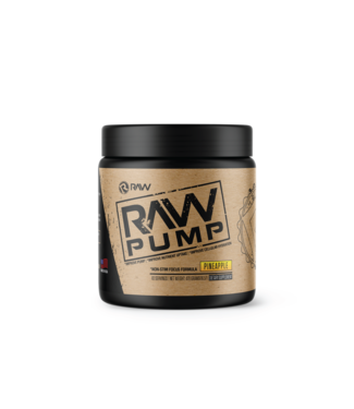 Raw Nutrition Raw Pump Pineapple