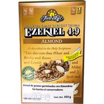 Cereal sin harinas con almendras Ezekiel 454g
