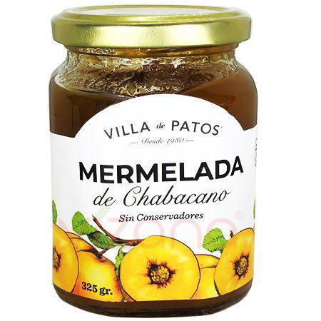 Mermelada de Chabacano VP 280 gr.