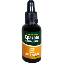 Extracto Herbal Epazote Compuesto Cien Herbal 30ml