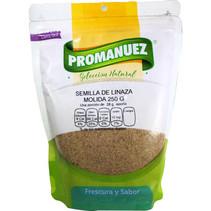 Linaza molida Promanuez 250g