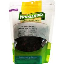 Arándano Deshidratado Promanuez 250 gr.