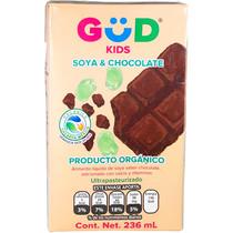 Bebida de soya con chocolate 240ml Gud