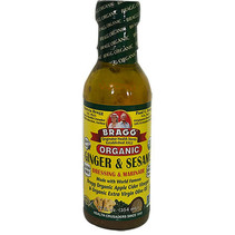 Aderezo Organico con Jengibre y Ajonjolí Bragg 354ml