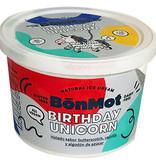 Nieve Vegana Birthday Unicorn Bonmot 5 Oz.
