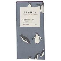 Chocolate + Praliné de Avellana 46% Cacao Aranda Kids 31 gr.