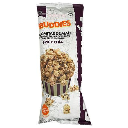 Palomitas Spicy chia 4 Buddies 25gr