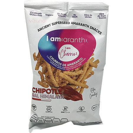 Churros de Amaranto con Chipotle I am(aranth) 80gr