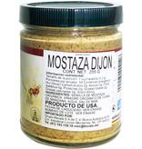 Mostaza Dijon Eden Foods 255g