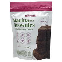 Harina para Brownies Morama 440 gr.