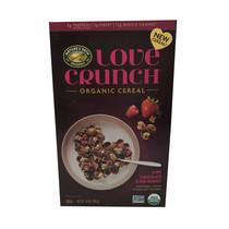 Cereal de Chocolate Oscuro y Frutos Rojos Nature's Path 284gr
